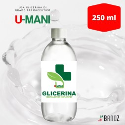 GLICERINA VEGETALE - 250ML