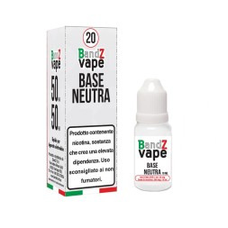 base neutra 20 mg/ml - 10ml...