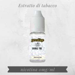 Double Tobacco nicotina 0mg...