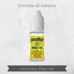Double Tobacco nicotina 8mg...