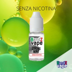 Strong mint (menta forte)...
