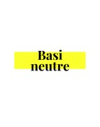 Basi neutre 10ml con nicotina